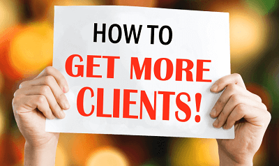 Business Owners – Get More Clients