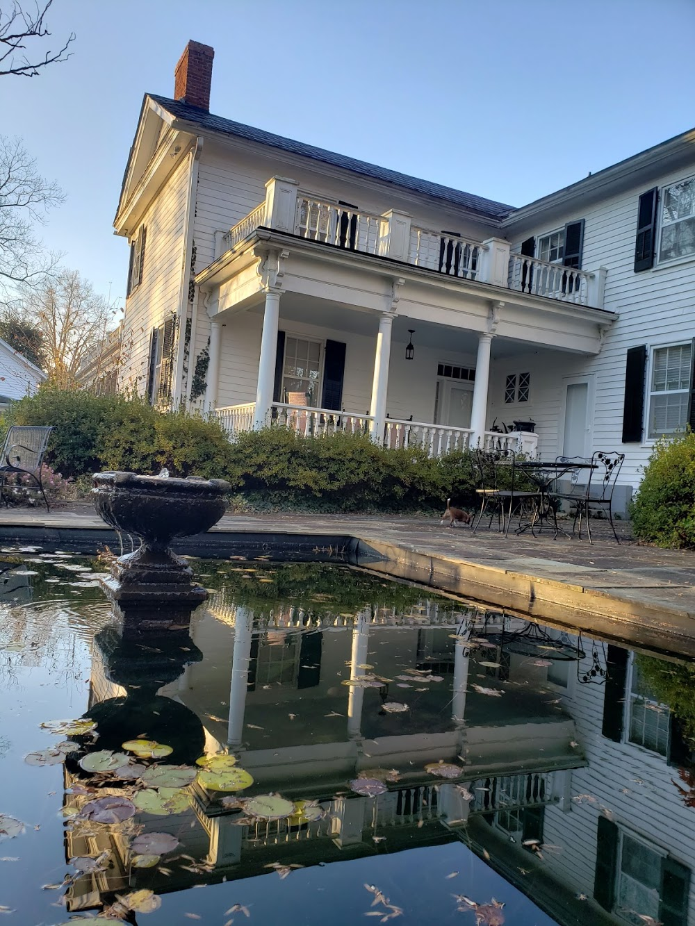Chester Bed & Breakfast – Scottsville – Virginia