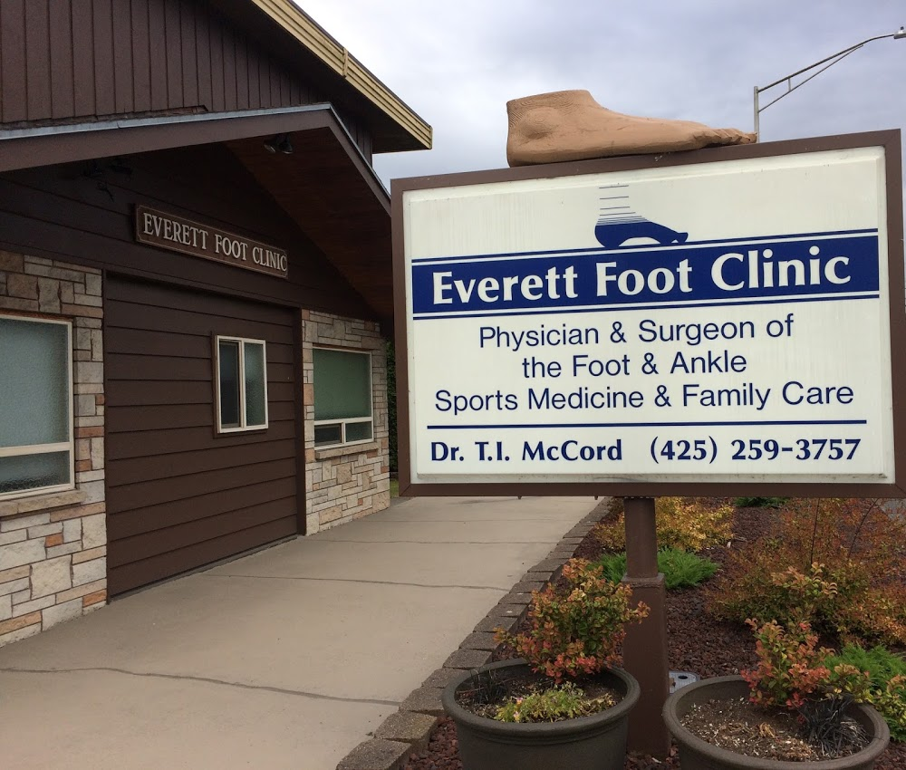 Everett Foot Clinic – Everett – Washington