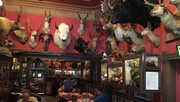 Buckhorn Exchange Restaurant – Denver – Colorado