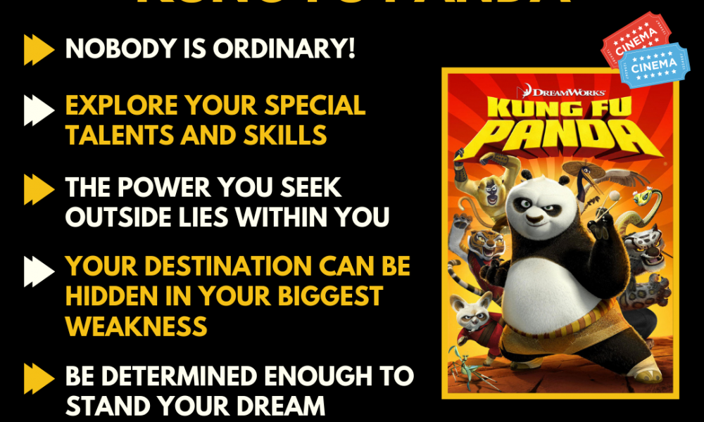 life lessons from kung fu panda