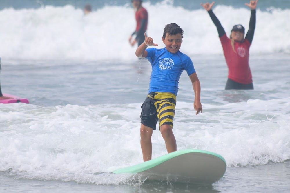 Mission Beach Surfing School – San Diego – California