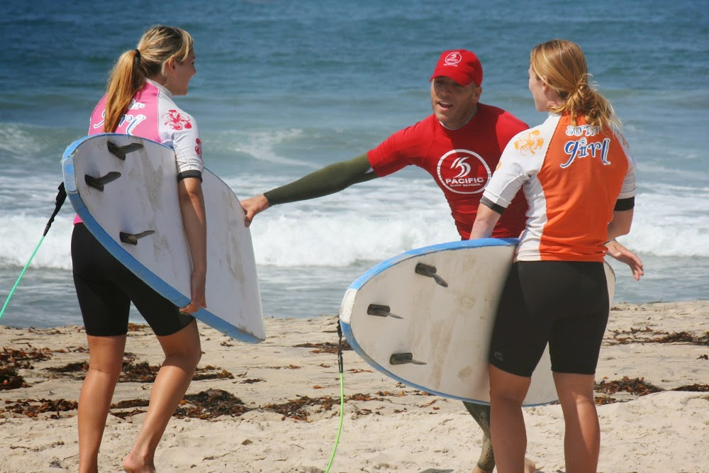 Ocean Beach Surf School – San Diego – California