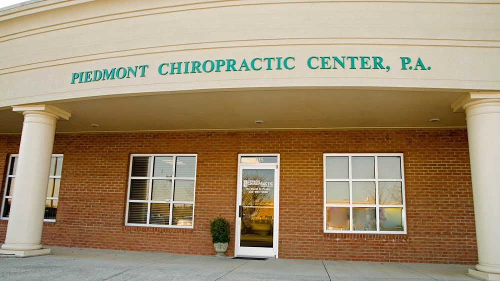 Piedmont Chiropractic Center – Kernersville – North Carolina